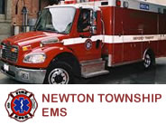 Newton Township Licking County Ohio EMS
